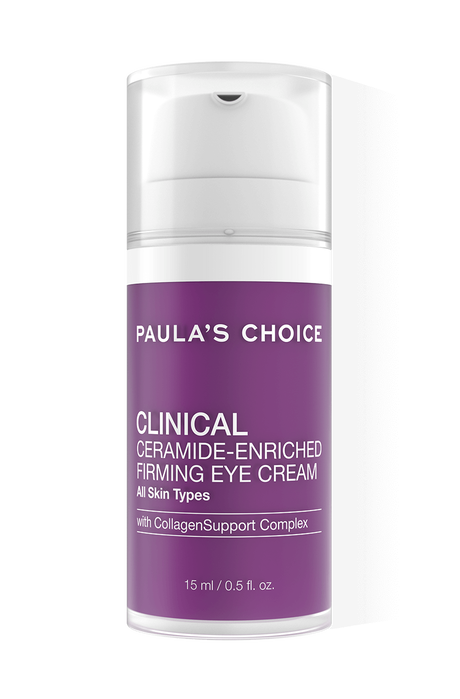Clinical Ceramide-Enriched Firming Eye Cream