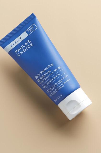 Resist Anti-Aging Restoring Dagcreme Solfaktor 50