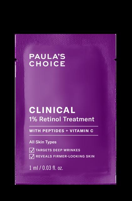 Clinical Retinol Treatment Sample